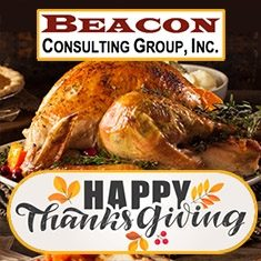 Happy Thanksgiving From Everyone at Beacon Consulting Group Thumb