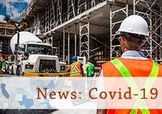 Construction Industry News Updates / Covid-19 Thumb