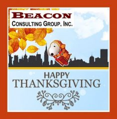 Happy Thanksgiving From Beacon Consulting Group! Thumb