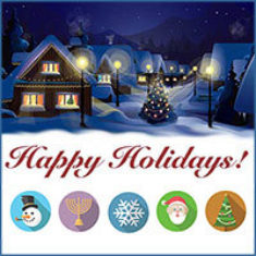 Happy Holidays from Beacon Consulting Group, Inc. Thumb